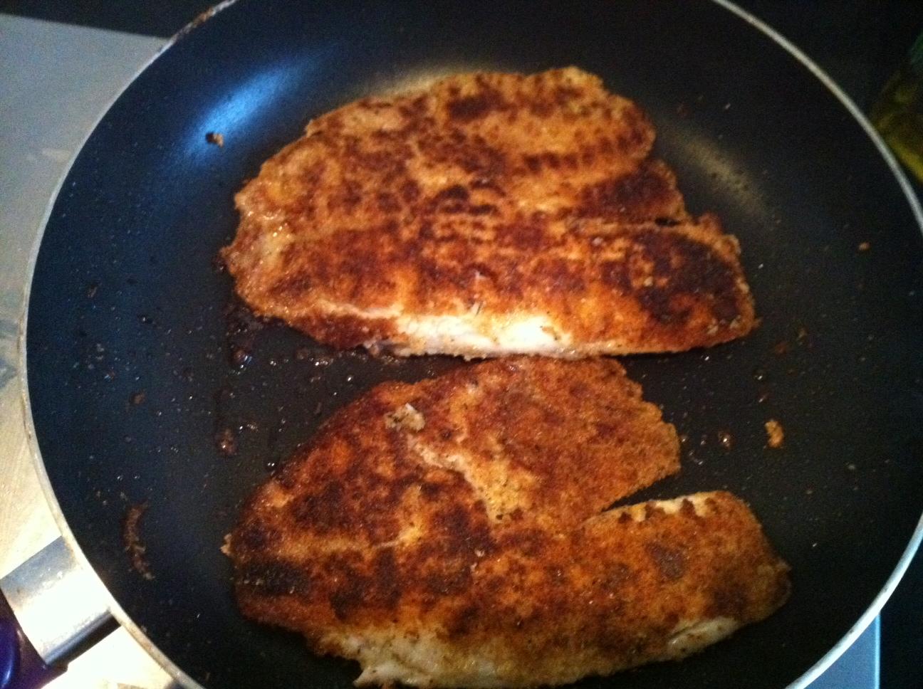 Tilapia fish recipes pan fried for Pan fried fish recipe