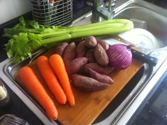 roast dinner, low carb, vegetables