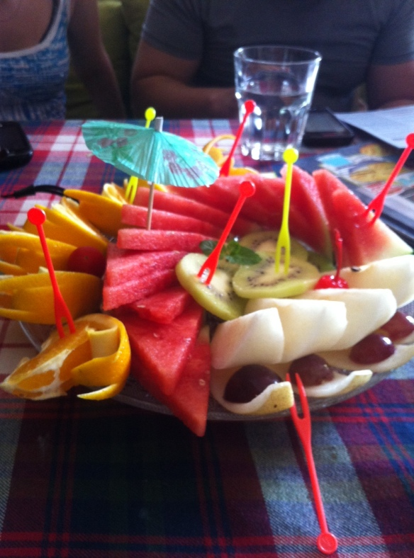 fruit salad, hangzhou, china