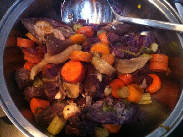 low carb, roasted vegetables