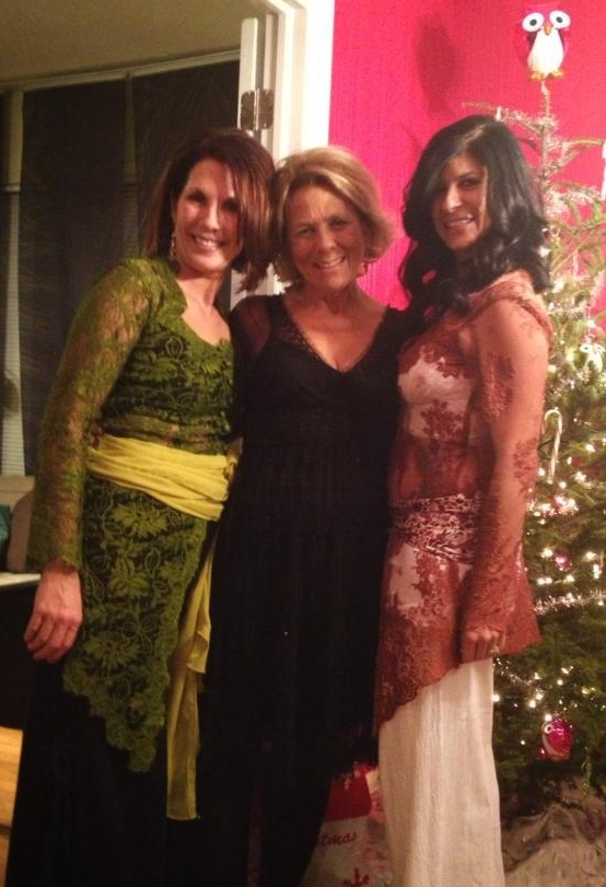 December 2012Lorie, Me and Miri
