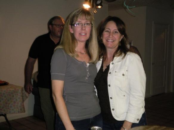 Teri and Natalie