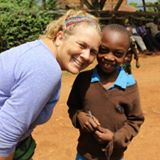 I left part of my heart in Sakwa, with this little guy!